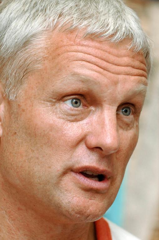 . News-Herald file Hawken football coach Cliff Walton, in 2006.