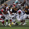 Tim Phillis - The News-Herald<br /> Glenville vs. Euclid, Aug. 24, 2018.