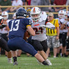 Barry Booher - The News-Herald<br /> Chagrin Falls vs. Kirtland, Aug. 24, 2018.