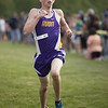 Jen Forbus - The Morning Journal<br />  Finishing second overall in the boys race of the SWC Preview is Avon sophomore Jett Wieber.