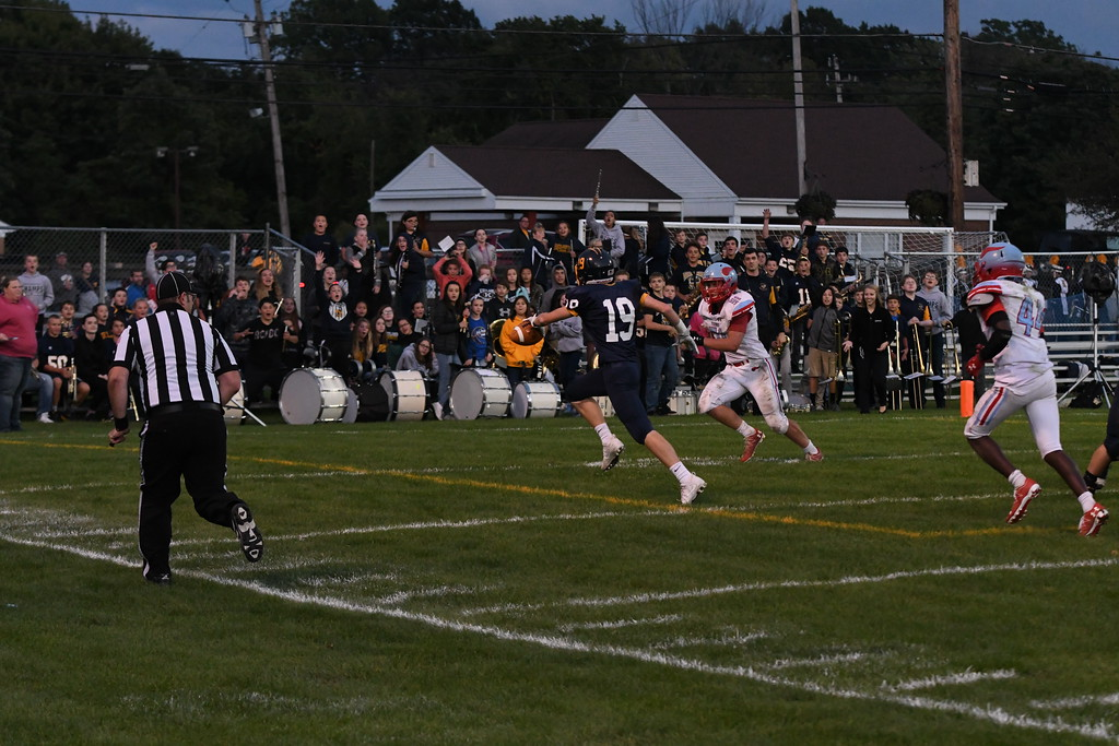 . Patrick Hopkins - The News-Herald Action from the VASJ-Kirtland game on Sept. 8.