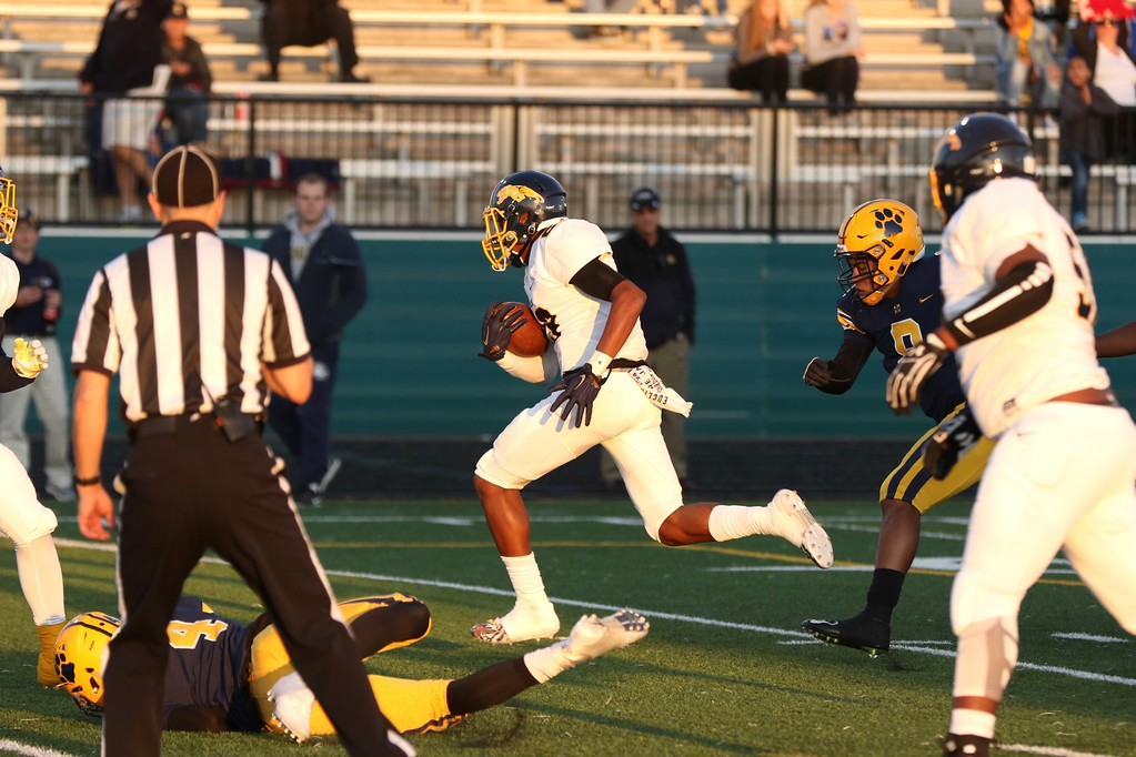 . Tim Phillis - The News-Herald Action from the Euclid vs. St. Ignatius game on Sept. 9 at Byers Field.