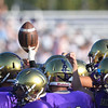 Eric Bonzar—The Morning Journal<br /> The Vermilion Sailors huddle up prior to their start against the Firelands Falcons, Sept. 9, 2016.