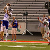 David Turben - The News-Herald<br />  St Xavier defensive back Colton Paul (10) intercepts the ball and scores to end the game at Mentor.
