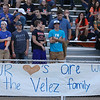 Randy Meyers - The Morning Journal<br /> Berea-Midpark students also show support for the fallen officer during Friday night's football game.