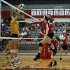 Coleen Moskowitz - The News-Herald<br /> Action from Independence's victory over Perry, 3-0, on Sept. 22 at Perry.