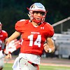 Brittany Chay - The News-Herald<br /> Mentor's Shane McClure vs. Shaker Heights.