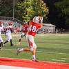 Brittany Chay - The News-Herald<br /> Mentor's Dan Adams vs. Shaker Heights.