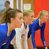 Paul DiCicco - The News-Herald<br /> Gilmour players during the NEO Power tournament on Sept. 25 at Mentor.
