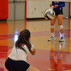Paul DiCicco - The News-Herald<br /> Mentor's Maddie Morrison during the NEO Power tournament on Sept. 25 at Mentor.