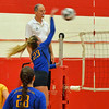 Paul DiCicco - The News-Herald<br /> NDCL's Gabby Conforte during the NEO Power tournament on Sept. 25 at Mentor.