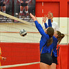 Paul DiCicco - The News-Herald<br /> NDCL during the NEO Power tournament on Sept. 25 at Mentor.