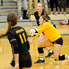 Don Knight | The Herald Bulletin<br /> Frankton faced Alexandria in the sectional final at Lapel on Saturday.