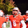 Brittany Chay - The News-Herald<br /> Manning Trubisky, during Mentor's victory over visiting Strongsville on Oct. 13.