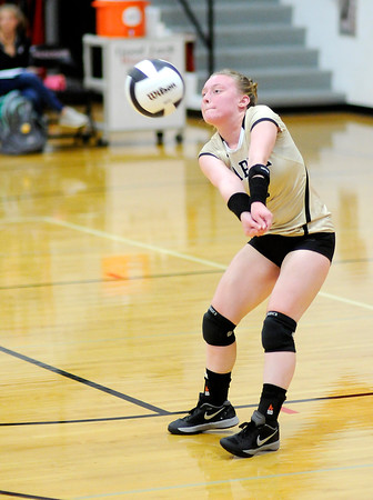 Don Knight   The Herald Bulletin<br /> Wapahani hosted Lapel in the sectional opener on Tuesday.