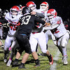 Don Knight | The Herald Bulletin<br /> Lapel hosted Frankton in the first round of the sectional on Friday.