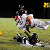 Don Knight   The Herald Bulletin<br /> Lapel hosted Frankton in the first round of the sectional on Friday.
