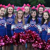 Randy Meyers - The Morning Journal<br /> Bay's cheerleaders pose prior to the start of the game against Vermilion on Oct. 14.