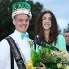 Randy Meyers - The Morning Journal<br /> Donny Wearsch and Alana Carrion were crowned Amherst Homecoming king and queen on Sept. 30.
