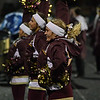 Eric Bonzar—The Morning Journal<br /> The Avon Lake cheerleaders celebrate a touchdown by the Shoremen, Oct. 21, 2016.