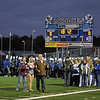 Eric Bonzar—The Morning Journal<br /> The Midview Middies hosted senior night and the Avon Lake Shoremen in Southwestern Conference play, Oct. 21, 2016. The Middies would go on to win the game, 55-34,  improving to 8-1 on the season and 7-1 in conference play. The Shoremen drop to 6-3 on the season and 5-3 in conference play.