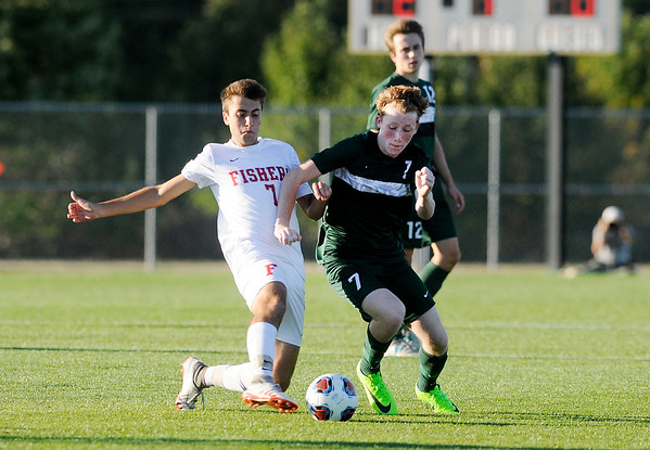 Don Knight | The Herald Bulletin<br /> Pendleton Heights faced Fishers in the first round of sectional action at Noblesville on Monday.