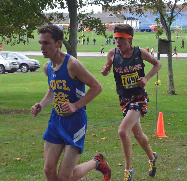 . Paul DiCicco - The News-Herald Action from the Division I and II South district cross country meet.