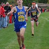 Paul DiCicco - The News-Herald<br /> 1st Place finish in Division II, Tommy Caraballada, NDCL and 2nd Place finish by Josh Cramer, Orange.