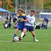 Paul DiCicco - The News-Herald<br /> Action from the Kirtland-Wickliffe boys soccer district semifinal on Oct. 25.