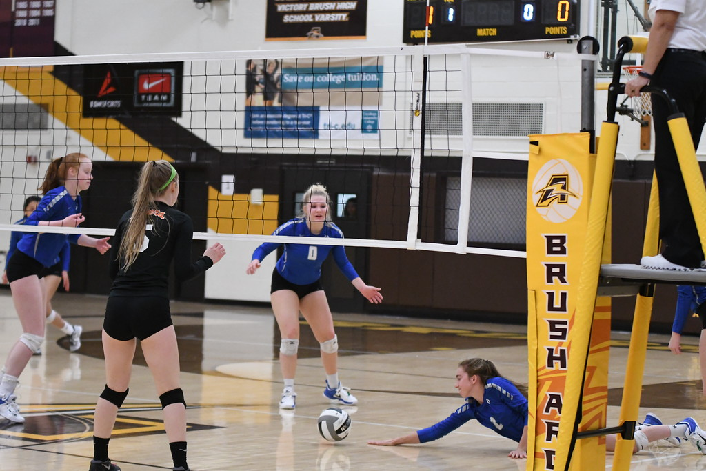 . Patrick Hopkins - The News-Herald Photos from the Division II district semifinals at Brush on Oct. 25, featuring Gilmour vs. Chagrin Falls and Beaumont vs. VASJ.