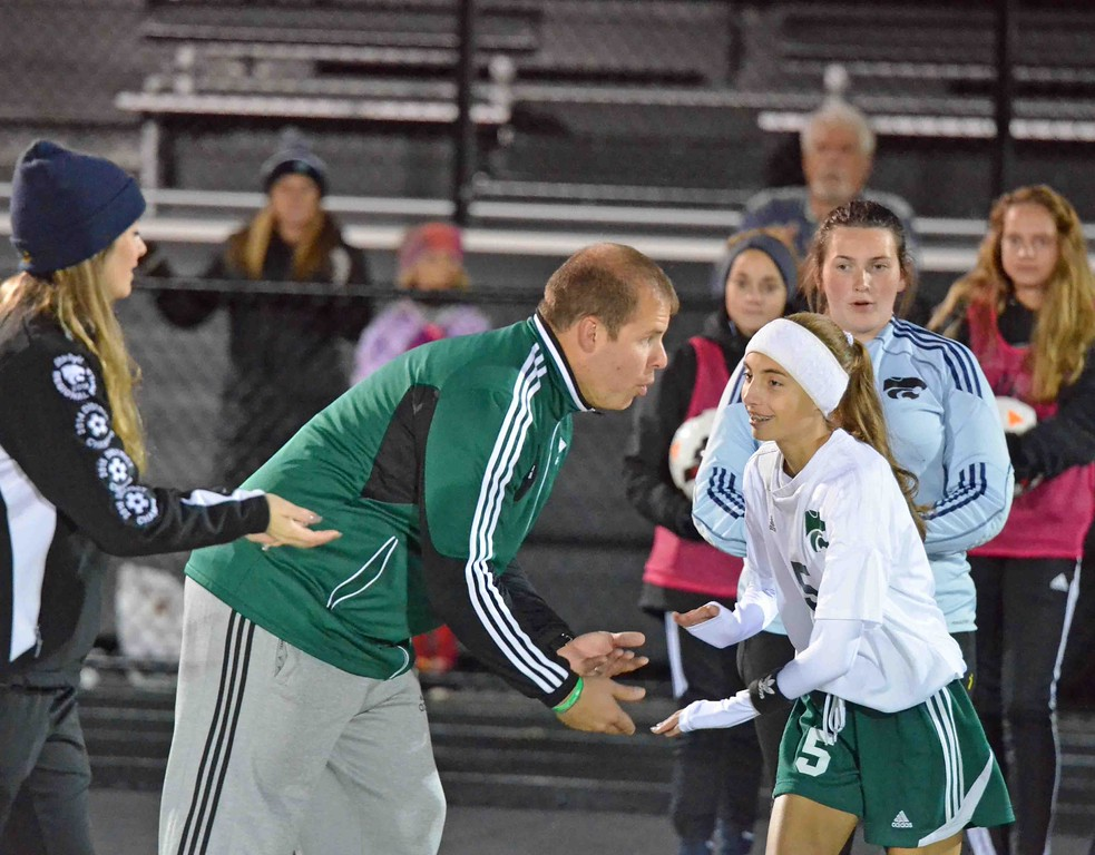 . Paul DiCicco - The News-Herald Photos from the Mayfield-Madison girls soccer Division I district final on Oct. 26 at Eastlake North.