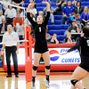 Don Knight | The Herald Bulletin<br /> Daleville faced Fort Wayne Blackhawk in the Class A semistate at Caston on Saturday.