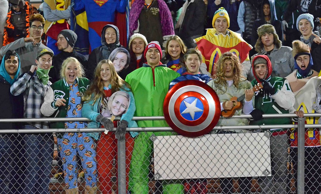 . Paul DiCicco - The News-Herald Photos from the Mayfield-Hathaway Brown Division I regional final soccer match on Oct. 31 at Brush.