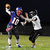 Don Knight | The Herald Bulletin<br /> Elwood hosted Madison-Grant on Friday.