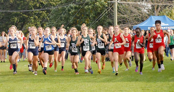 Cross Country Sectional