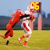 Don Knight | The Herald Bulletin<br /> Frankton hosted Mississinewa on Friday.