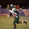 Aimee Bielozer - The Morning Journal<br /> Westlake's Terrence Rose returns a kick against Holland Springfield on Nov. 4.