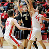 Don Knight | The Herald Bulletin<br /> Frankton hosted Madison-Grant on Friday.