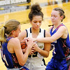 Don Knight | The Herald Bulletin<br /> Lapel hosted Elwood on Tuesday.