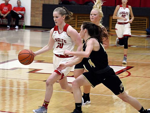 John P. Cleary   The Herald Bulletin<br /> Lapel vs Frankton in girls basketball.
