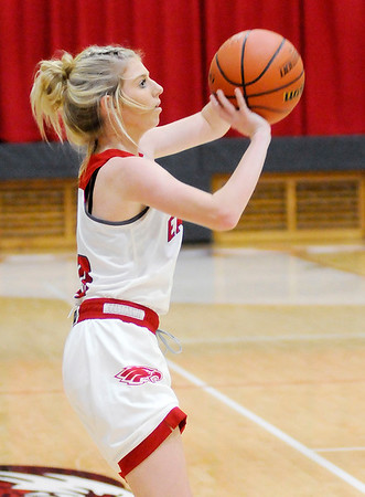 Don Knight   The Herald Bulletin<br /> Frankton hosted Pendleton Heights on Saturday.