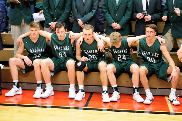 Don Knight    The Herald Bulletin<br /> Anderson hosted Pendleton Heights on Tuesday.