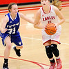 Don Knight | The Herald Bulletin<br /> Frankton hosted Tipton on Thursday.