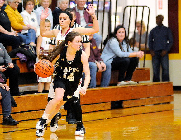 Don Knight | The Herald Bulletin<br /> Alexandria hosted Lapel on Wednesday.