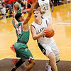 Don Knight |  The Herald Bulletin<br /> Lapel hosted Anderson on Friday.