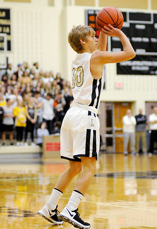 Don Knight   The Herald Bulletin<br /> Lapel hosted Frankton on Saturday.