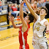 Don Knight | The Herald Bulletin<br /> Lapel hosted Frankton on Saturday.