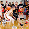 Don Knight   The Herald Bulletin<br /> Alexandria hosted Liberty Christian on Saturday.