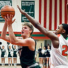 Pendleton Heights vs Anderson in boys basketball.