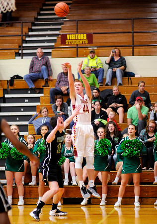 Don Knight | The Herald Bulletin<br /> Alexandria hosted Yorktown on Tuesday.